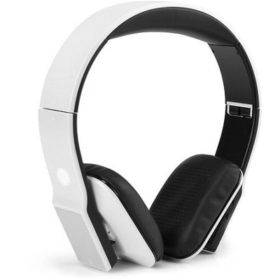 Accessory Power BlueVIBE DLX Hi-Def Bluetooth Wireless Headphones with Playback Controls, Case & Folding Design
