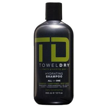 TowelDry Hydrating Shampoo, 12 fl oz