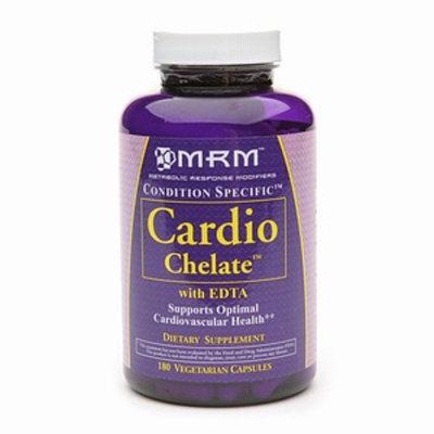 MRM Cardio Chelate with EDTA Dietary Supplement Vegetarian Capsules