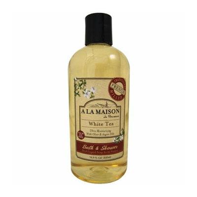 A La Maison Shower Gel White Tea 16.9 oz