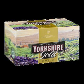 Taylors Of Harrogate Yorkshire Gold Black Tea Bags - 40 CT
