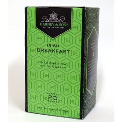 Harney & Sons Harney and Sons Irish Breakfast, Black 20 Teabags per Box