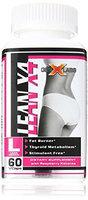 Lean X 4 Fat Burner by GenXLabs - 60 caps.