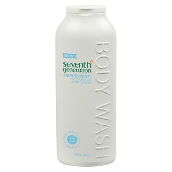 Seventh Generation Nourishing Body Wash Peppermint
