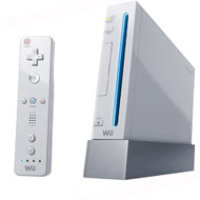 Nintendo Wii System with Wii Remote Plus