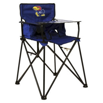Ciao! Baby ciao! baby Kansas University Portable Highchair - Blue