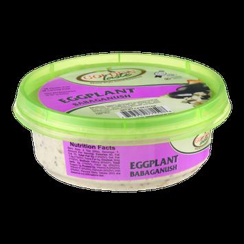 Golden Taste Eggplant Babaganush