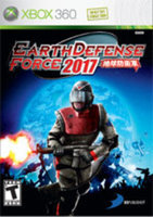 D3 Publisher of America Earth Defense Force 2017