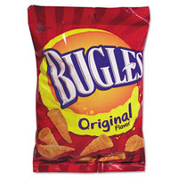 Advantus Corporation Advantus SN28086 Bugles Corn Snacks 3 oz. 6/Box