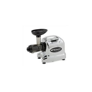 Samson-healthnut Alternatives GB9006 Single Gear Juicer - Chrome