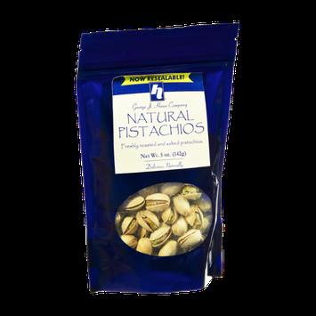 George J. Howe Company Natural Pistachios