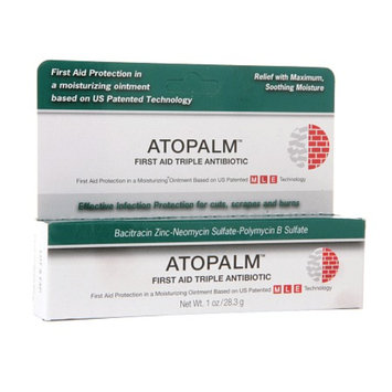 Atopalm First Aid Triple Antibiotic Ointment