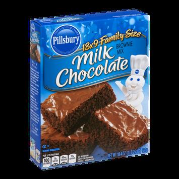 Pillsbury Brownie Mix Milk Chocolate Family Size