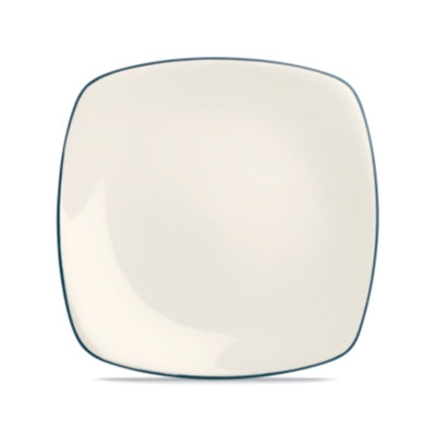 Noritake Dinnerware, Colorwave Blue Square Dinner Plate