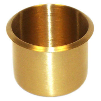 Trademark Poker Brass Cup Holder - SIERRA ACCESSORIES