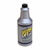 URINE OFF JS7522 Bathroom Cleaner, Spray Bottle, White