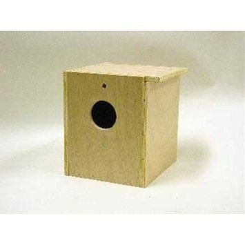 North American Pet BBO22607 Inside/Out Bob Keet Nesting Box for Pets