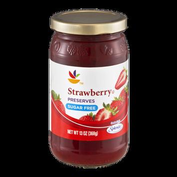 Ahold Preserves Strawberry Sugar Free