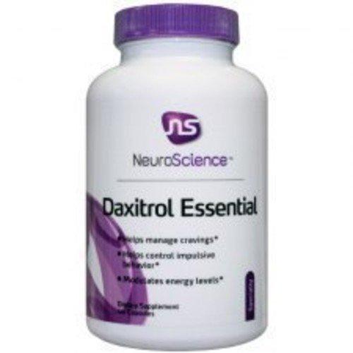 NeuroScience, Inc. NeuroScience, Daxitrol Essential 120 capsules
