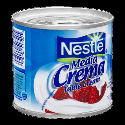 Nestlé Media Crema Table Cream