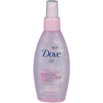 Dove Advanced Color Care Leave-In Luminizing Mist
