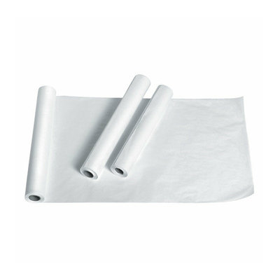 Medline Deluxe Smooth Exam Table Paper in White