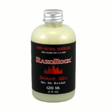 RazoRock 100% Natural Handmade Shave Gel 120ml