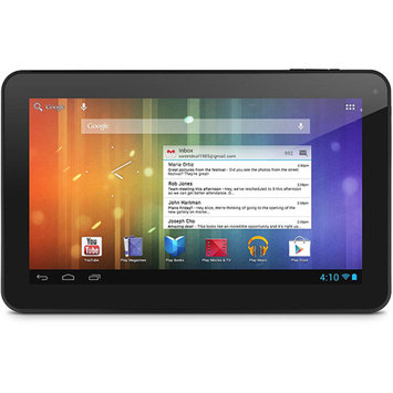 XO Vision Ematic Genesis Prime XL 4GB 10 Multi-Touch Tablet with Android 4.1, Jelly Bean and Google Play