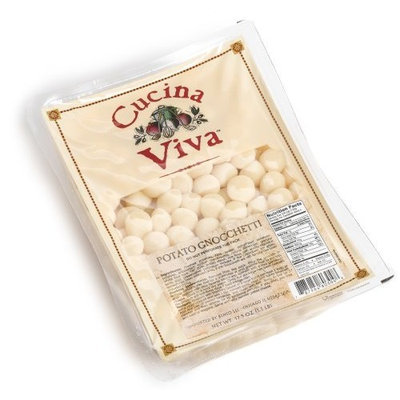 Cucina Viva Gnocchetti, 17.5-Ounce Units (Pack of 6)