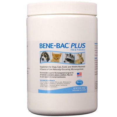 Petag Bene-Bac Plus Pet Powder - 1 lb