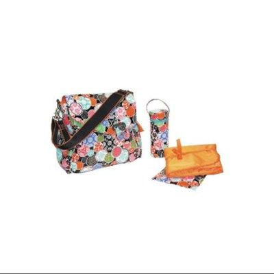 Kalencom Ozz Coated Sonoma Diaper Bag