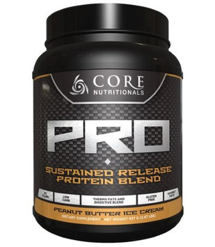 Core Nutritionals Core PRO Peanut Butter Ice Cream