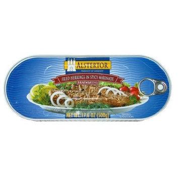 Alstertor Herrings Fried, 17.6-Ounce (Pack of 4)