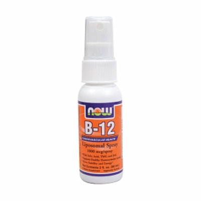 NOW Foods B-12 Liposomal Spray
