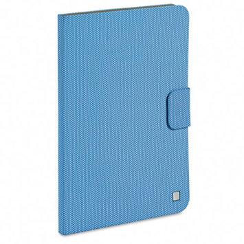 Verbatim VERBATIM 98413 Folio Hex Case for iPad Air - Aqua Blue