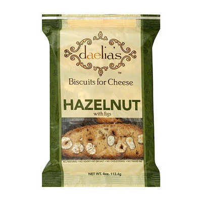Daelia's Hazelnut Biscuits for Cheese