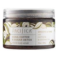 Pacifica Kona Coffee & Sugar Detox Whole Body Scrub