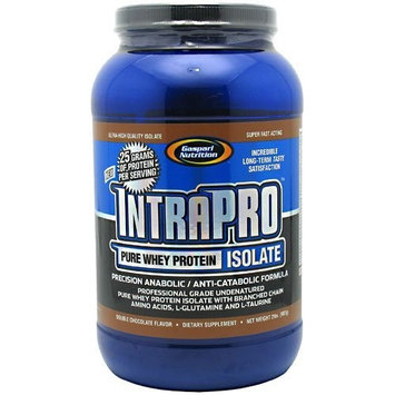 VitaBuilding Intra Pro, Double Chocolate, 2 lbs, From Gaspari