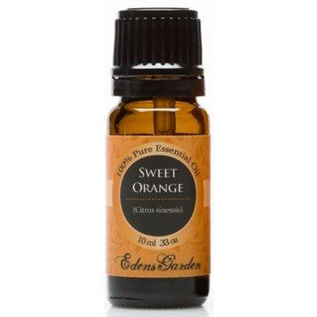 Edens Garden Sweet Orange 100% Pure Therapeutic Grade Essential Oil- 10 ml