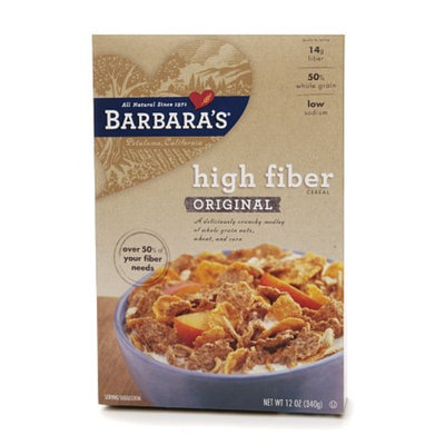 Barbara's Bakery Original High Fiber Cereal