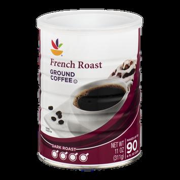 Ahold French Roast Ground Coffee Dark Roast