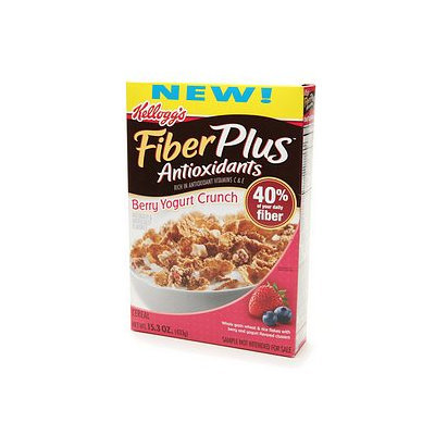 Kellogg's Fiber Plus Antioxidants Cereal