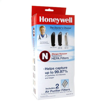 Honeywell True HEPA Replacement Filter N for Air Purifiers - 2 Pack