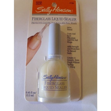 1 Sally Hansen Liquid Fiberglass Nail Sealer Adds Strenghth to Natural Nails