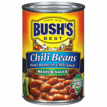 Bush's Best Pinto Beans In Chili Sauce