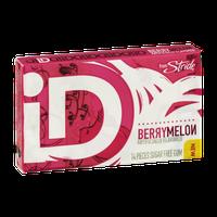 Stride iD Sugar Free Gum Berrymelon - 14 CT