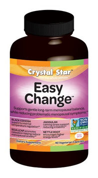 Crystal Star Easy Change for Women - 90 - Capsule [Health and Beauty]