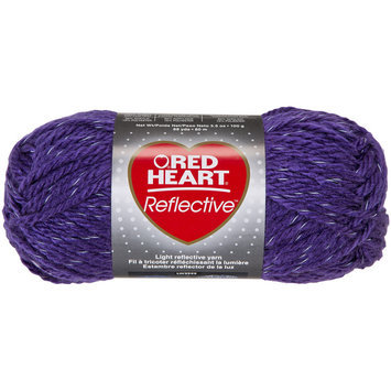 Coats & Clark Inc. Reflective Yarn-Purple