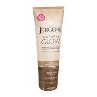 Jergens Natural Glow Daily Moisturizer Medium to Tan Skin Tones