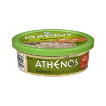 Athenos Spicy Three Pepper Hummus